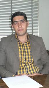 اسماعیل استواری شورای شهر مرودشت